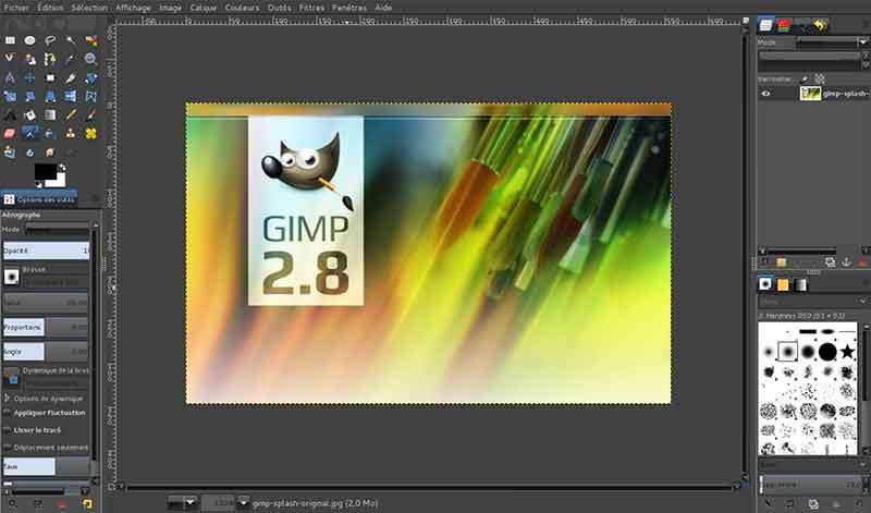 Δωρεάν προγράμματα για τον υπολογιστή και τα windows gimp-2