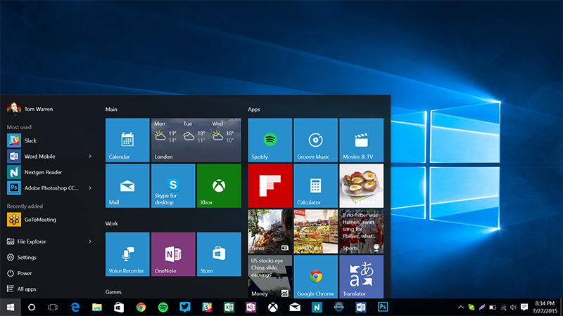 Απεγκατάσταση των Windows 10 και επαναφορά στην προηγούμενη έκδοση windows-10