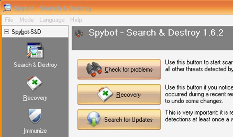 Ποιο Antivirus να επιλέξω για τον υπολογιστή μου Spybot-photo-himaira