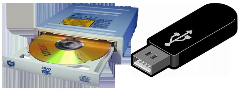 Πως φτιάχνουμε Boot USB για οποιαδήποτε χρήση cd-usb