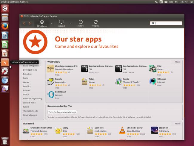 Είναι απαραίτητο το antivirus και στα Linux ή μήπως όχι; ubuntu-software-repositories