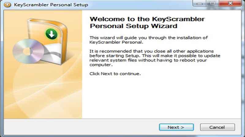 Πώς θα προστατεύσουμε τους κωδικούς μας από τα Keyloggers, με το KeyScrambler KeyScrambler-6