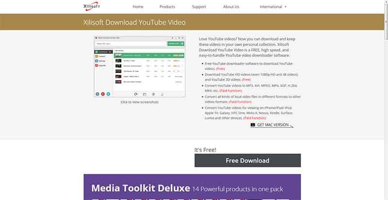 Πώς θα κατεβάσουμε αρχεία video & ήχου από το You Tube XILISOFT-2