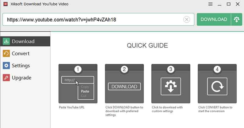 Πώς θα κατεβάσουμε αρχεία video & ήχου από το You Tube XILISOFT-4