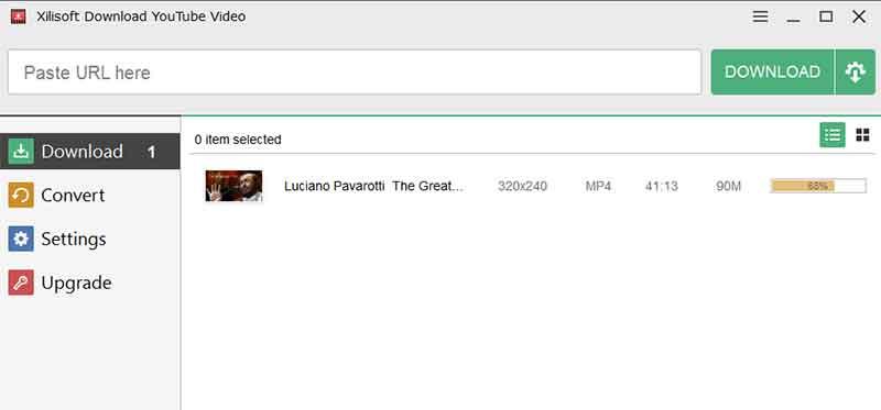 Πώς θα κατεβάσουμε αρχεία video & ήχου από το You Tube XILISOFT-6