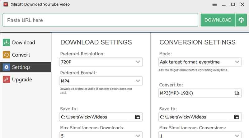 Πώς θα κατεβάσουμε αρχεία video & ήχου από το You Tube XILISOFT-7