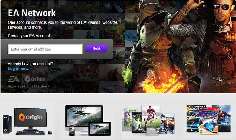 Δωρεάν παιχνίδια για τον υπολογιστή από την Electronic Arts 3-games