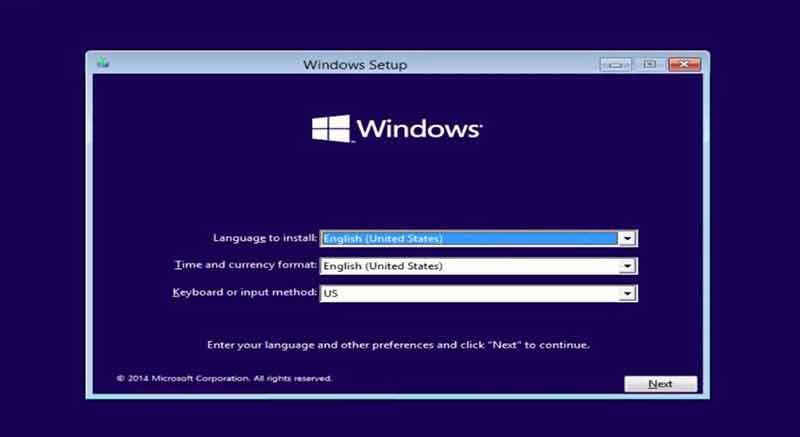 Καθαρή εγκατάσταση windows 10 με format 7-egatastasi-windows-10