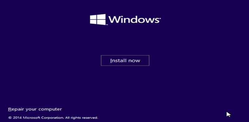 Καθαρή εγκατάσταση windows 10 με format 8-egatastasi-windows-10