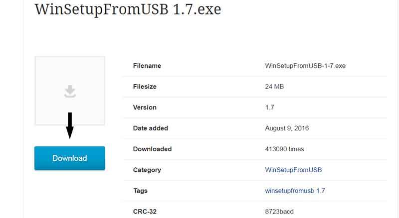 Εγκατάσταση πολλών λειτουργικών σε ένα usb stick 4-winsetupfronusb