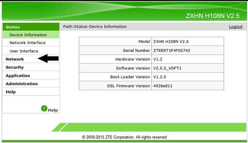 Ασύρματο Internet WiFi αλλαγή κωδικού και ονόματος SSID στο router 6-router