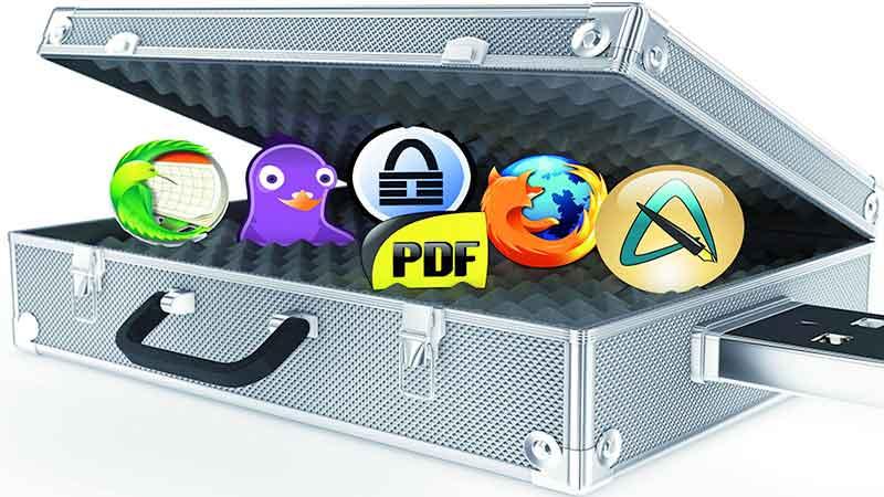 Portable εφαρμογές, προγράμματα που δεν χρειάζονται εγκατάσταση 2-portable