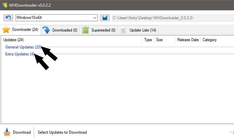 Ενημερώσεις Update των Windows 7, 8, 10 Κατεβάστε τις χειροκίνητα. 5-windows-update